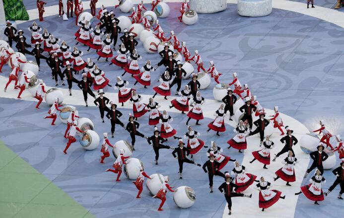 Rusia cierra la Confederaciones agradecida con las visitas y lista para...
