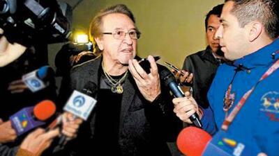 Carlos Villagrán se despide de Chespirito