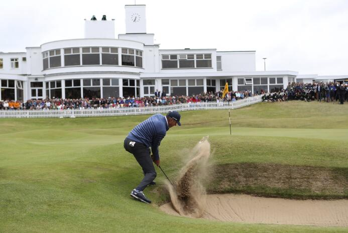 Jordan Spieth, el 'niño genio' del golf que se coronó en el Abierto Brit...