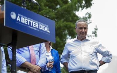 Schumer reconoce que los demócratas no han sabido decirle a los e...