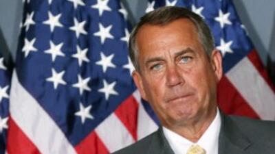 Luego de que Rusia cortara las exportaciones de gas a Ucrania, Boehner p...