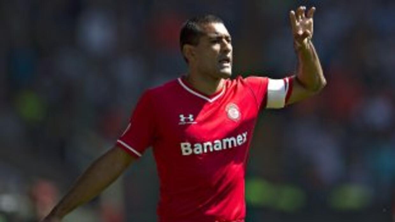En Toluca, los Diablos Rojos se mantuvieorn en la cima del torneo, luego...