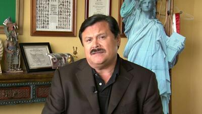 Abogado de Dallas Domingo García, nuevo presidente de LULAC