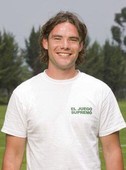 Pablo Alfonso González es un portero de gran fortaleza y personalidad ac...