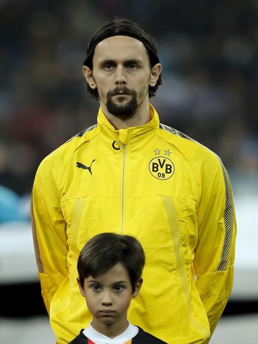 El mejor Neven Subotic ha dejado de ser en el Borussia Dortmund, perdien...