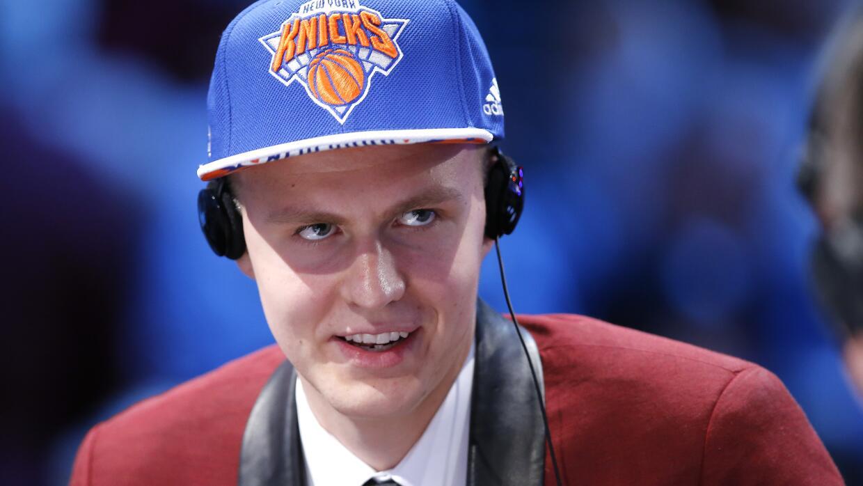 """Lo cataloga como """"el robo"""" del draft de la NBA"""