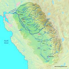 Valle de San Joaquín, California.