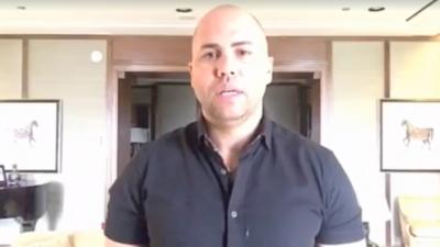 Carlos Beltrán, jugador del equipo Houston Astros, anunció el envío de u...