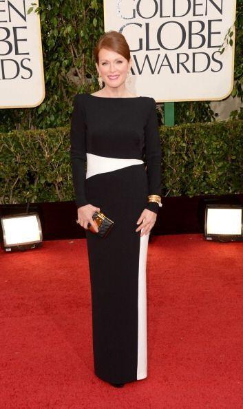 Fiel amante de la marca Tom Ford es Julianne Moore. Varios han sido los...