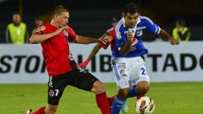 La Libertadores llegará por primera vez en sus 54 ediciones a la fronter...