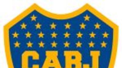 Logo del Club Boca Juniors donde brilló el portero Antonio Roma