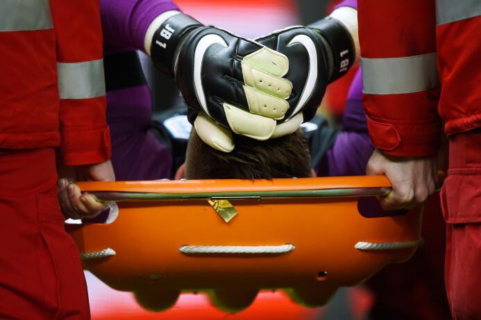 El clásico en el Olímpico tuvo especial brillo tras el descanso