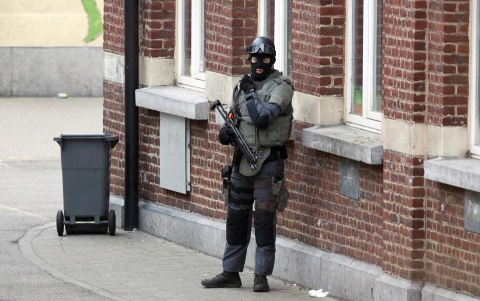 La operación contra el principal atacante de París AP.jpg