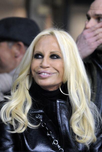 Donatella, más delgada cada día. Más videos de Chis...