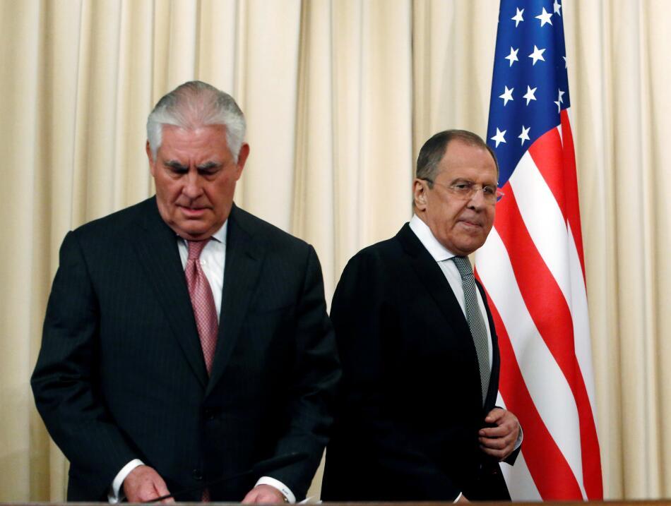 Rusia y EEUU