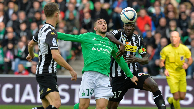Saint-Etienne vs. Angers