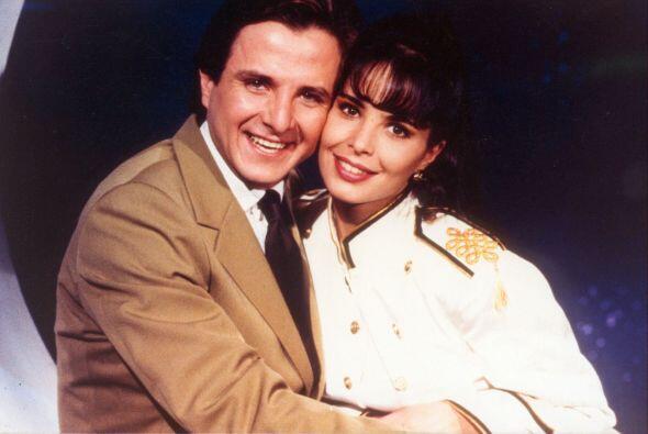 """Una de las telenovelas donde más la recordamos es en """"La P&i..."""