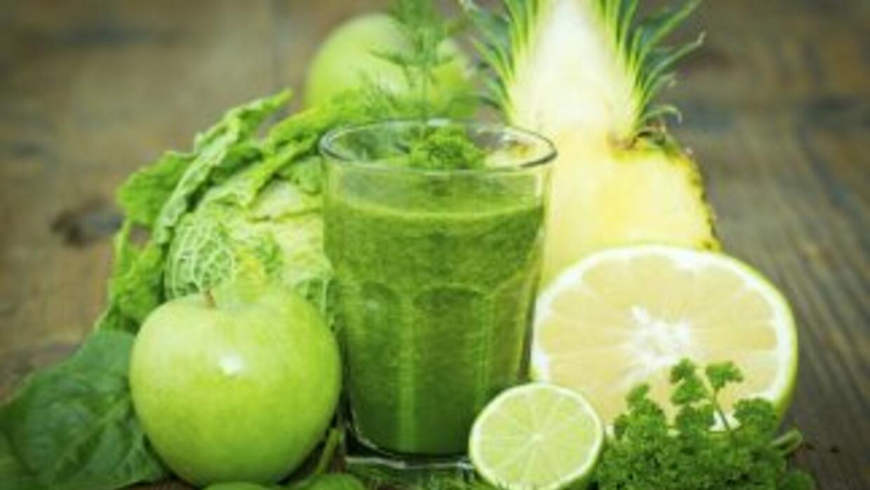 ¡Cuidado al preparar jugos de frutas y verduras!