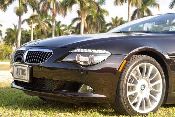 Al ser uno de los modelos más exclusivos de la marca germana el 650i no...