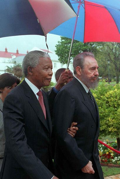 Cuba acordó celebrar también el 18 de julio como el D&iacu...