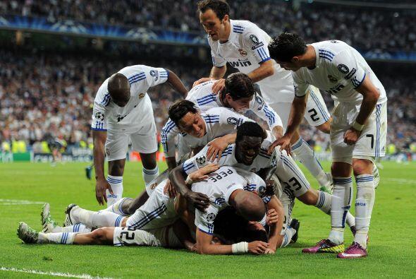 Vaya que si este gol causó una gran alegría para los presentes en el Ber...