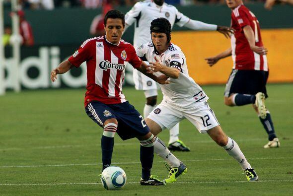 La buena noticia para Chivas USA es que dejó de perder, pero la m...