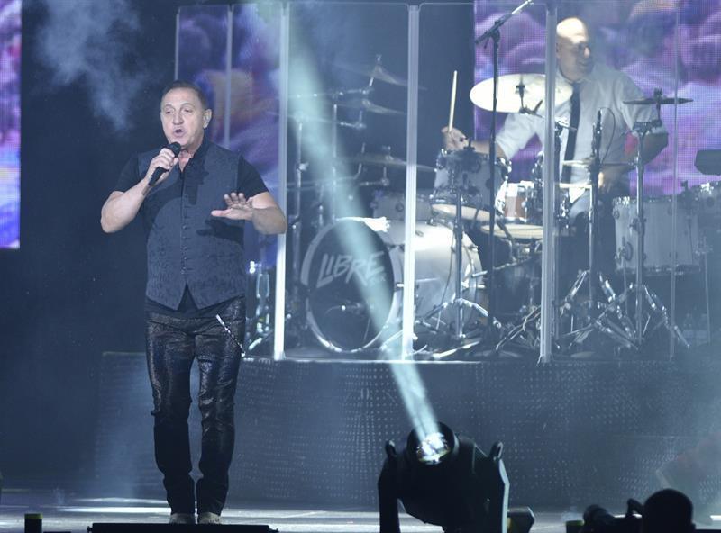 El cantautor Franco de Vita dedica el tema 'Valiente' a la situa...