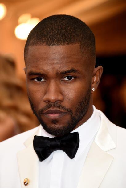 El cantante de R&B Frank Ocean se encuentra en el puesto 45 de la lista.