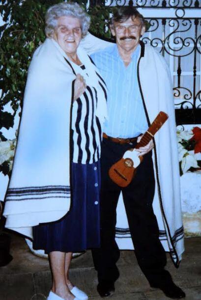 Sharon Bower comentó que sus padres adoraban sus vacaciones juntos.
