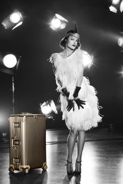 La firma Rimowa Ad, expuso su exclusiva línea de accesorios, los cuales...
