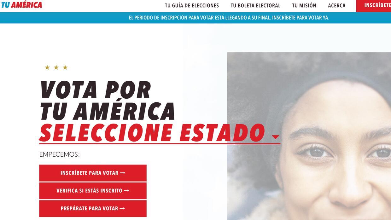 Tu América, la guía de Univision para las elecciones del 8 de noviembre