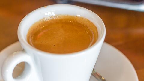 Café cubano.