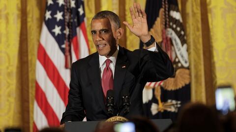 En el mes de la hispanidad recordamos las veces que Barack Obama nos hab...