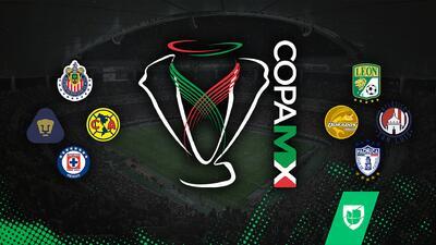 ¡Arranca la Copa MX! Ellos son los obligados a destacar este Clausura 2019