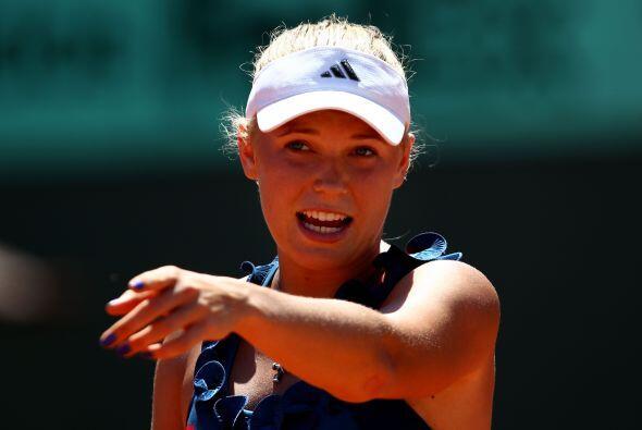 Wozniacki tendrá como rival a la eslovaca Daniela Hantuchova, que...