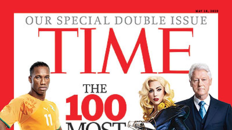 Didier Drogba elegido entre las 100 personas más influyentes del mundo e...