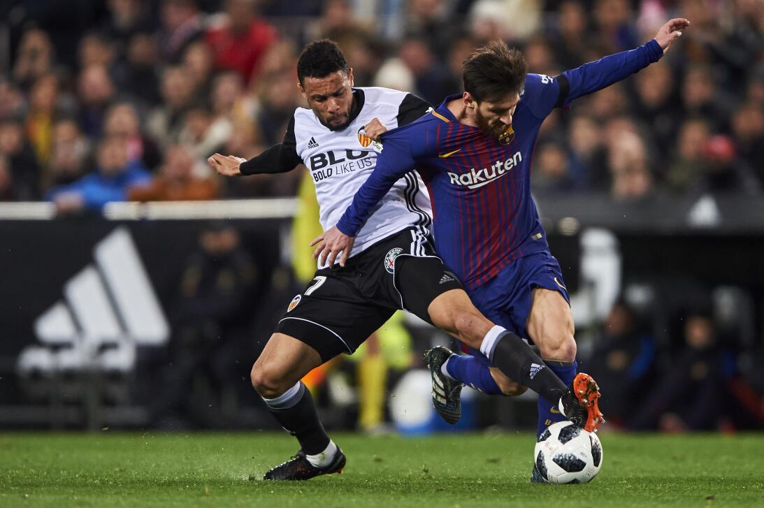 Barcelona clasificó a final de Copa del Rey tras vencer al Valencia con...