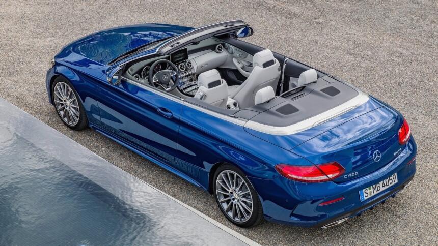 Estos autos alemanes son hechos en EEUU Mercedes-Benz-C-Class_Cabriolet-...
