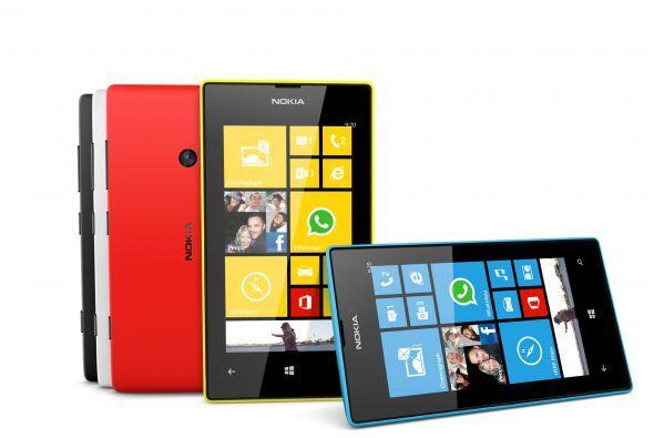 El Nokia Lumia 520 es un teléfono inteligente Premium a un precio...