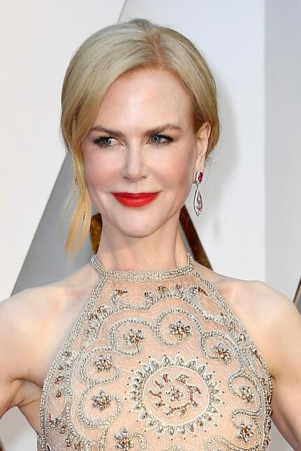 Actor Nicole Kidman attends the 89th Annual Academy Awards at Hollywood...