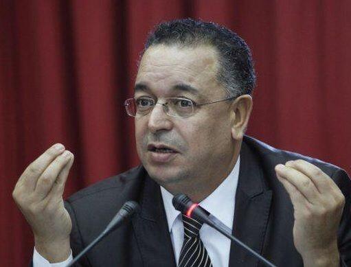 Haddad, quien pertenece a un partido político diferente al del president...
