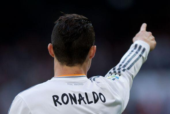 El tercero fue de Cristiano Ronaldo de penalti. La Real Sociedad apenas...