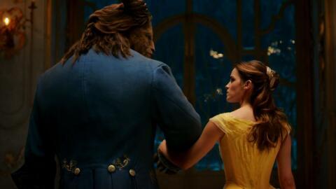 Emma Watson en 'Beauty and the Beast'