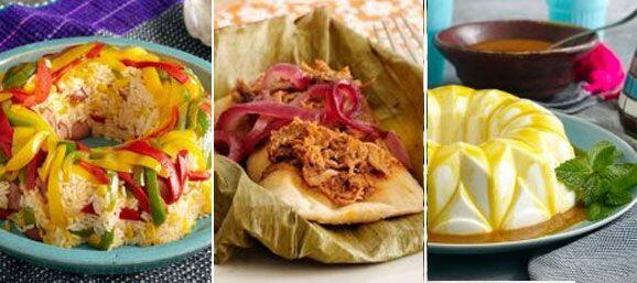 Te presentamos recetas latinas que serán tu secreto máximo...