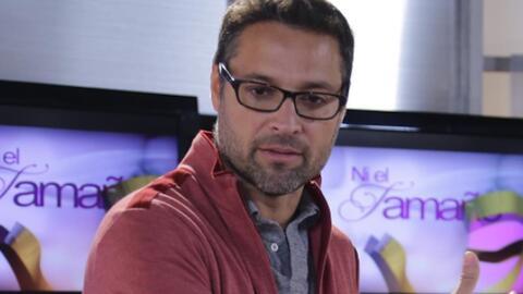 Ricardo Álamo, un galán de novela que se gana la vida conduciendo Uber