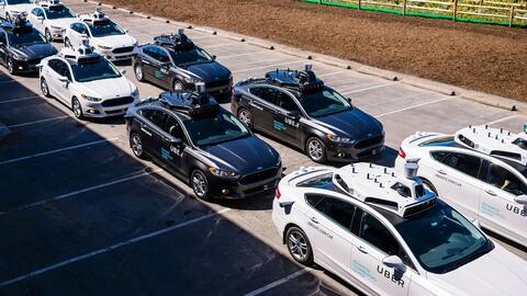 Uber ya está probando sus autos sin conductor. ¿Cuá...
