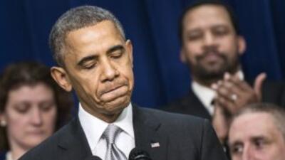 El Presidente Barack Obama en un evento en la Casa Blanca.
