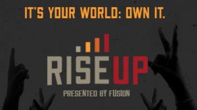 ¡Únete a Fusion Rise Up!