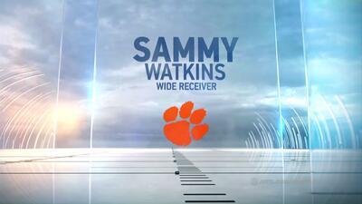 NFL Comparación: Sammy Watkins