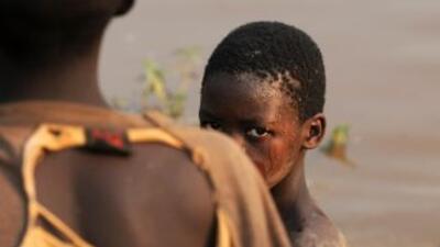 En julio pasado Unicef informó que al menos 175 niños fueron reclutados...